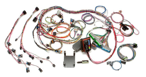 60221 - 1999-2006 GM Gen III 4.8/5.3/6.0L EFI Harness - Throttle by Wire