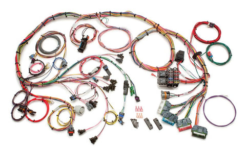 """lt1 painless wiring harness search for wiring diagrams \u2022 l 99 43"""" stand alone wiring harness lt1 painless performance rh buypainless com lt1 wiring harness and computer lt1 wiring harness diagram"""