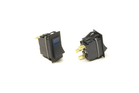 80405 - Rocker Switch/On-Off/Blue Lighted