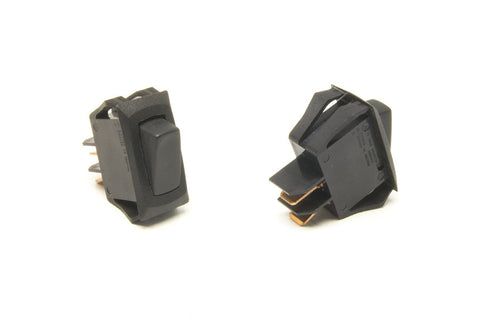 80411 - Small Rocker Switch (Momentary On, On/Off, Non-Lighted)