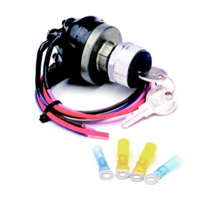 80529 - Waterproof Universal Keyed Ignition Switch