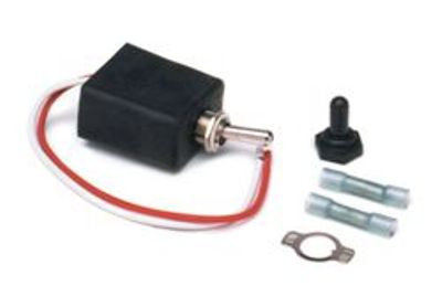 80532 - Waterproof Toggle Switch - On/Off/On, Single Pole, 20 Amp w/boot & conn.