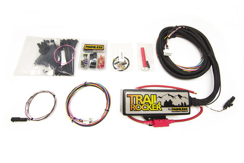 57100 - Trail Rocker Relay Center - Customizable