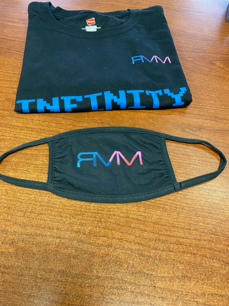 Infinity 2020 T-Shirt and Face Mask