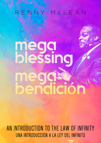 Mega Blessing: Law of Infinity (Mega Bendición: Ley de lo Infinito)