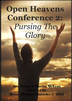 Open Heavens Conference: Pursuing the Glory