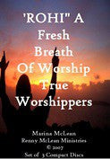 ROHI: Fresh Breathe of Worship Live