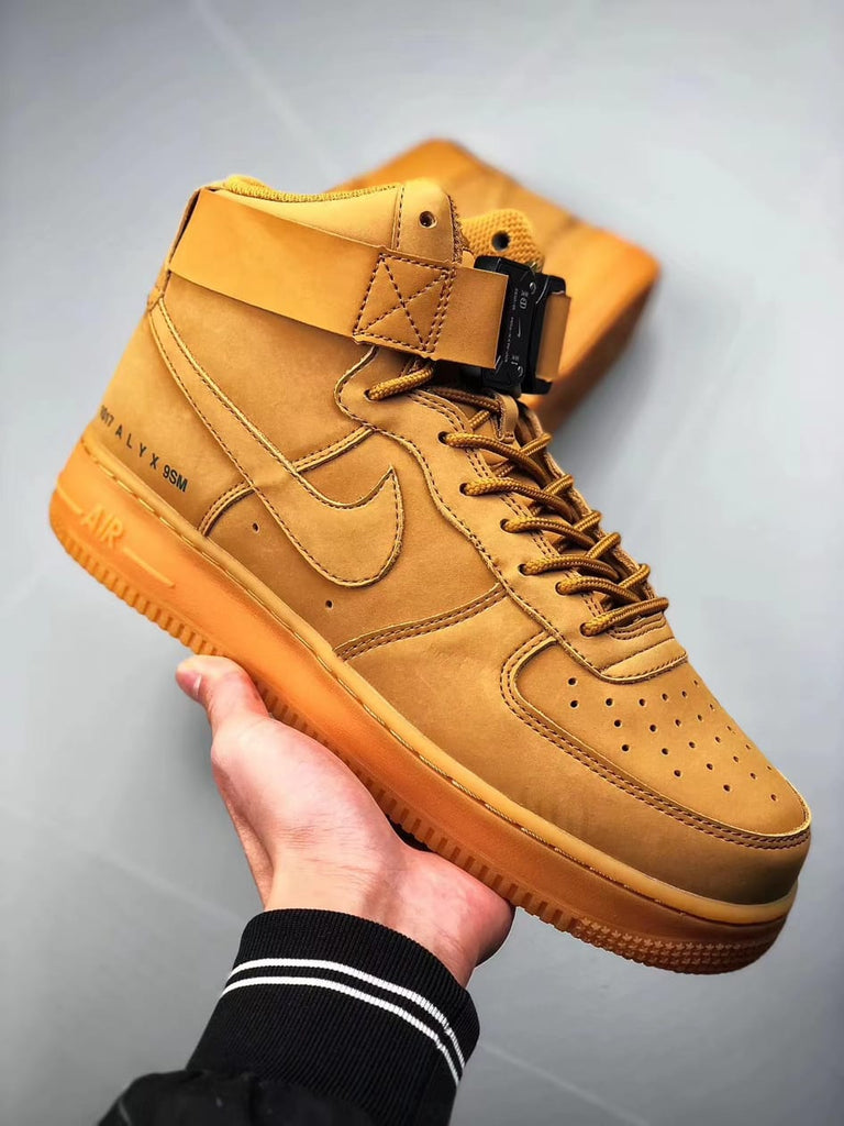 hot sale online a4268 2483b ALYX x Nike Air Force 1 High