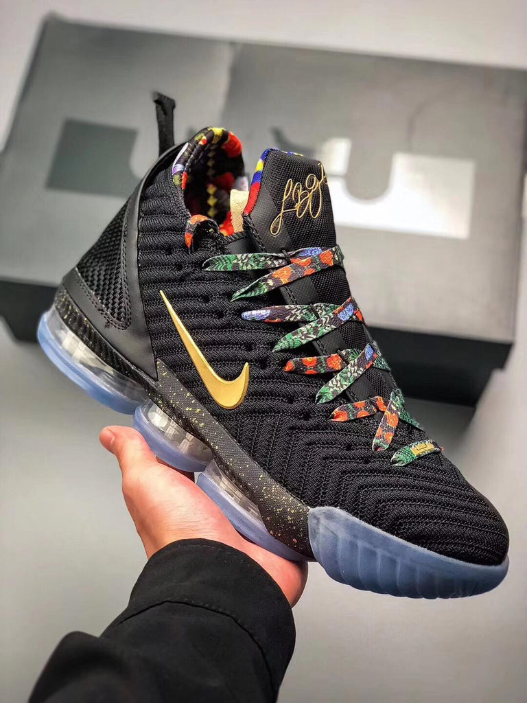 "Nike LeBron 16 KC ""Watch The Throne"""