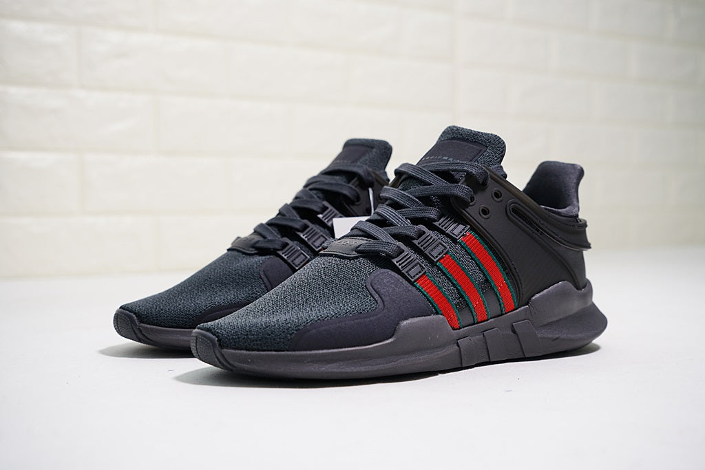 Gucci x Adidas EQT Support ADV (Black/Red)