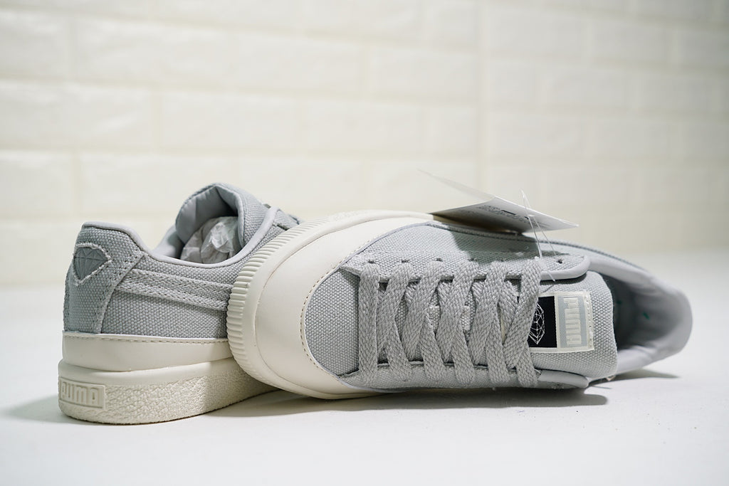 "Diamond Supply Co. x Puma Clyde ""Glacier Grey"""