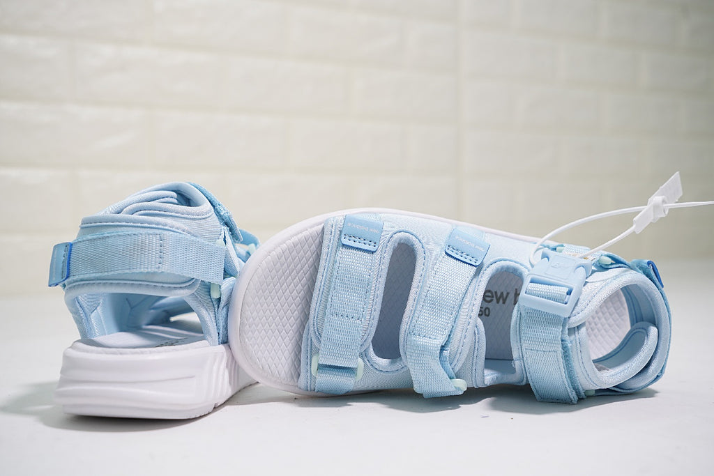 "NEW BALANCE SD750 Sandals ""Tiffany Blue"""