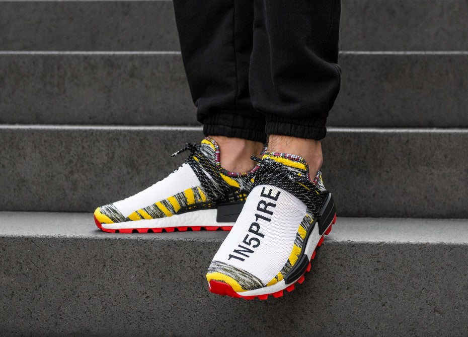 2fb429a34 ... free shipping pharrell x adidas nmd human race trail solar pack core  black e3a54 db468