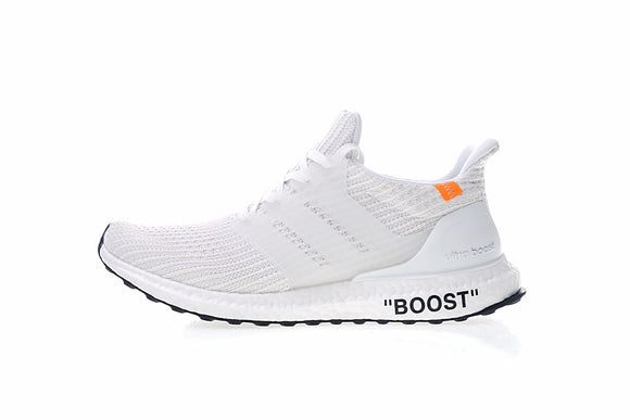 Off White x Adidas Ultra Boost 4.0