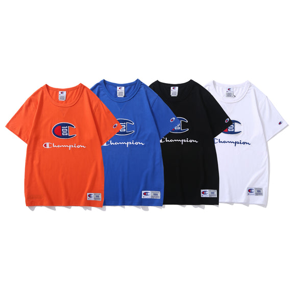 Champion Century Collection Logo T-Shirt #190713006