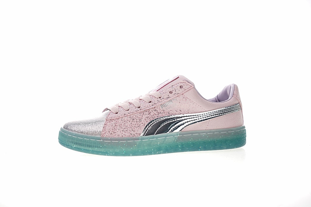best authentic 961f0 332e0 Sophia Webster x Puma Suede Glitter Princess