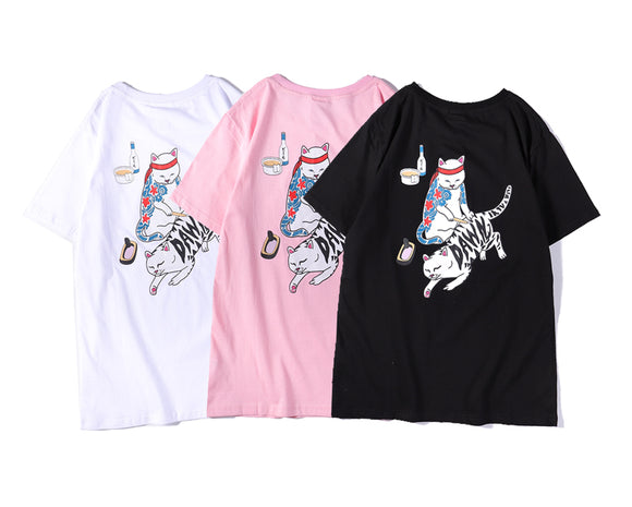 RIPNDIP Tattoo Nerm T-Shirt #190331001