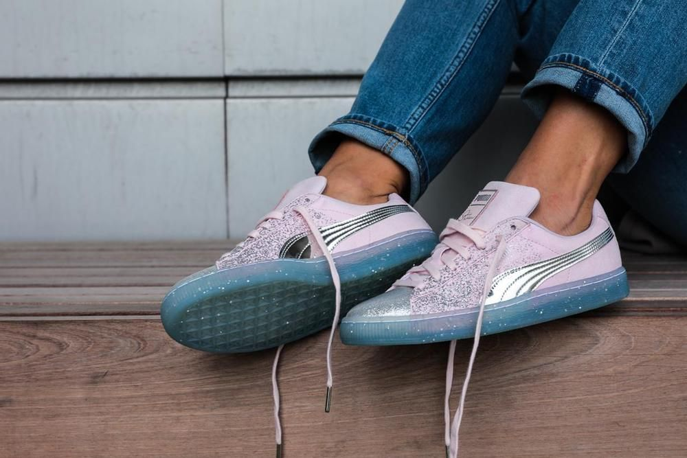 70fd25b5d6cb Sophia Webster x Puma Suede Glitter Princess – SPIRIT95 STATION