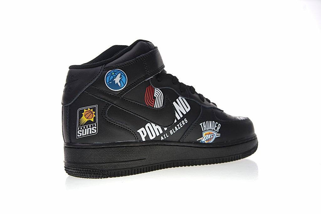 sneakers for cheap 2988d 9bea8 Supreme x NBA x Nike Air Force 1