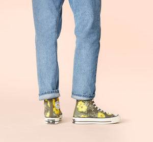 "Converse Chuck Taylor All Star 1970s High ""Paradise Floral"""