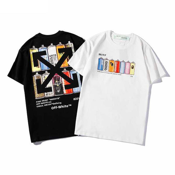 Off-White SS T-Shirt #190420017