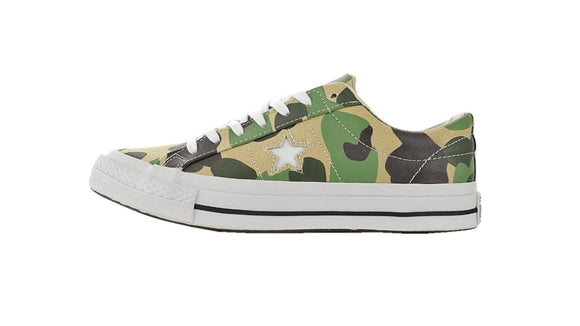 Converse One Star Archive Print Low-Top