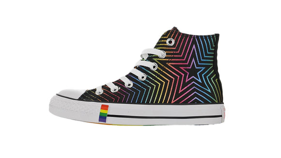 Converse Chuck Taylor All Star 1970s Pride High