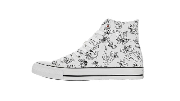Tom and Jerry x Converse Chuck Taylor All Star High Top