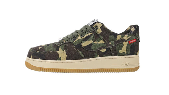 Supreme x Nike Air Force 1 Low Premium '08 NRG