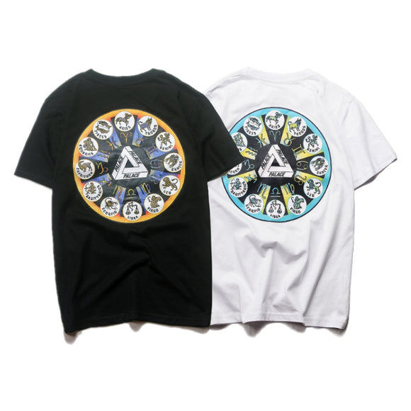 Palace Twelve Constellations T-Shirt #190225002