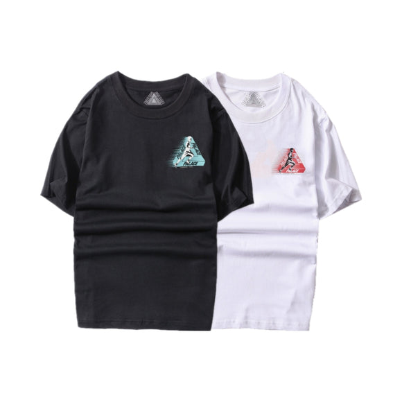 Palace Running Tings T-Shirt #190311007