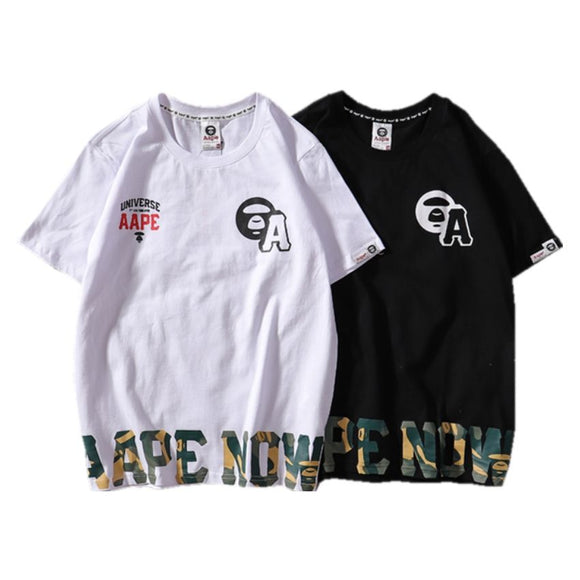 AAPE by A Bathing Ape Camo Logo #190528045