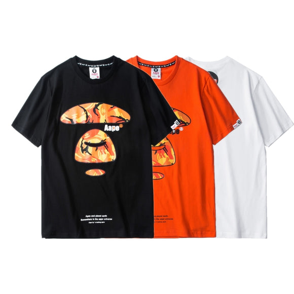 AAPE by A Bathing Ape Camo Aape T-Shirt #190320026