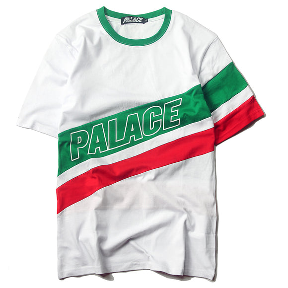 Palace R-Stripe T-Shirt #190225001