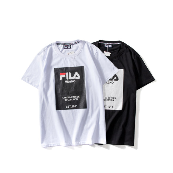 Fila Milano 'Limited Edition Collection' T-Shirt #190313007