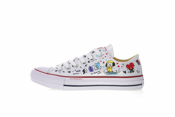 BT21 x Converse Chuck Taylor All Star Low Top