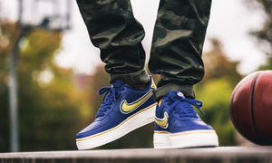 "Nike Air Force 1 '07 LV8 Sport ""Warriors"""