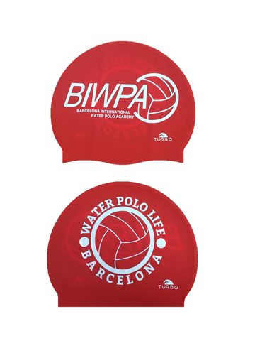 BLACK FRIDAY SALE! GORRO NATACIÓN BIWPA Rojo