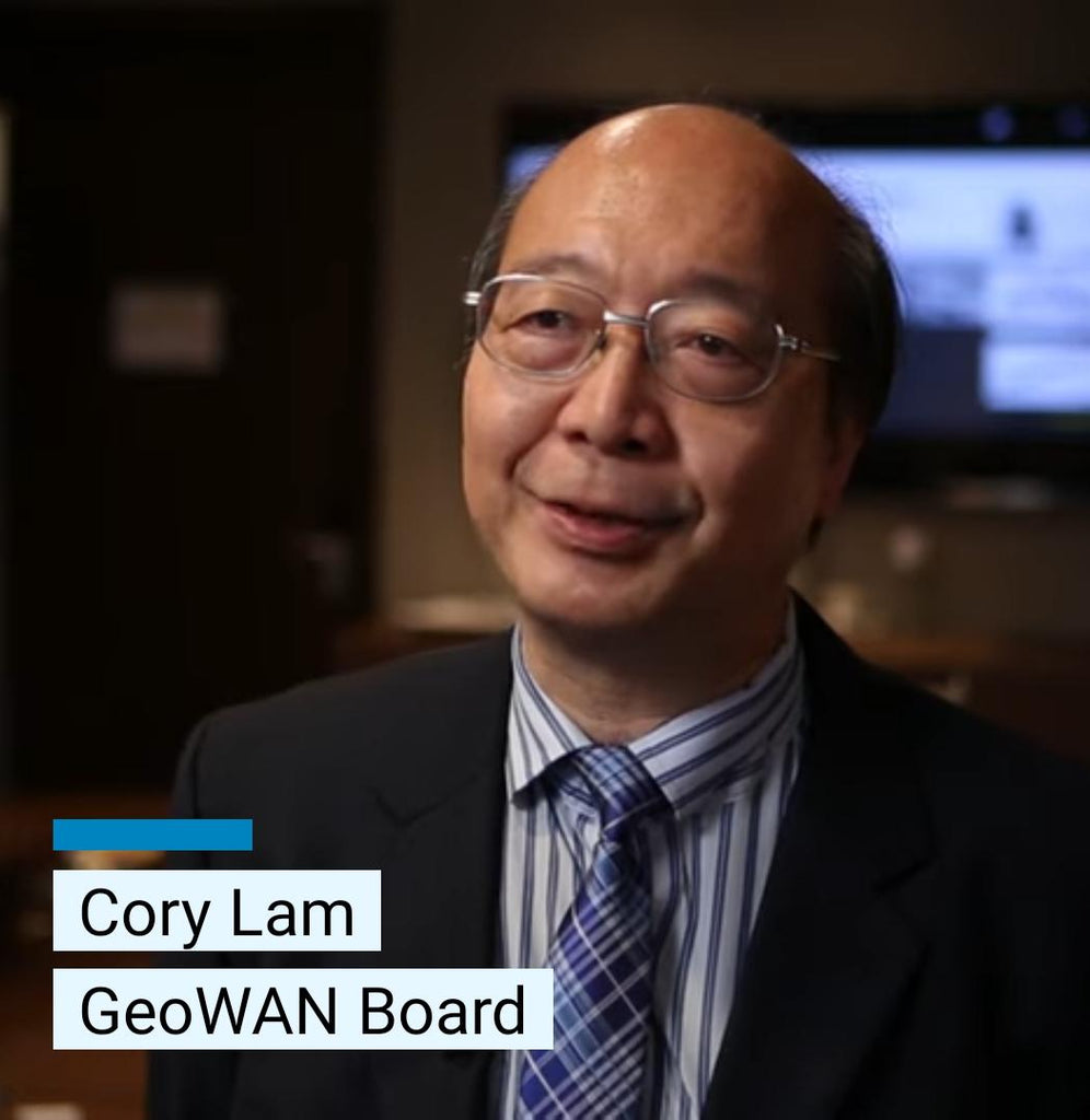 Mr. Cory Lam joins GeoWAN`s Board