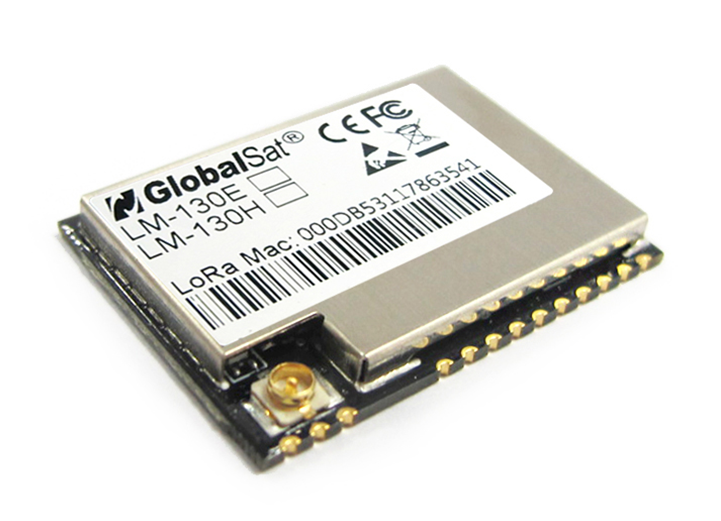Globalsat LM-130H module with AU firmware