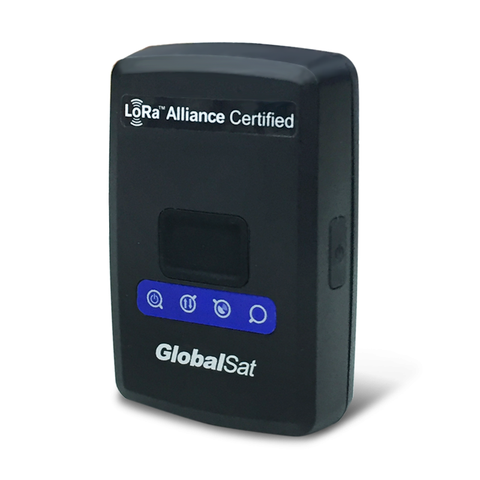 Globalsat LT-100H tracking device with AU firmware