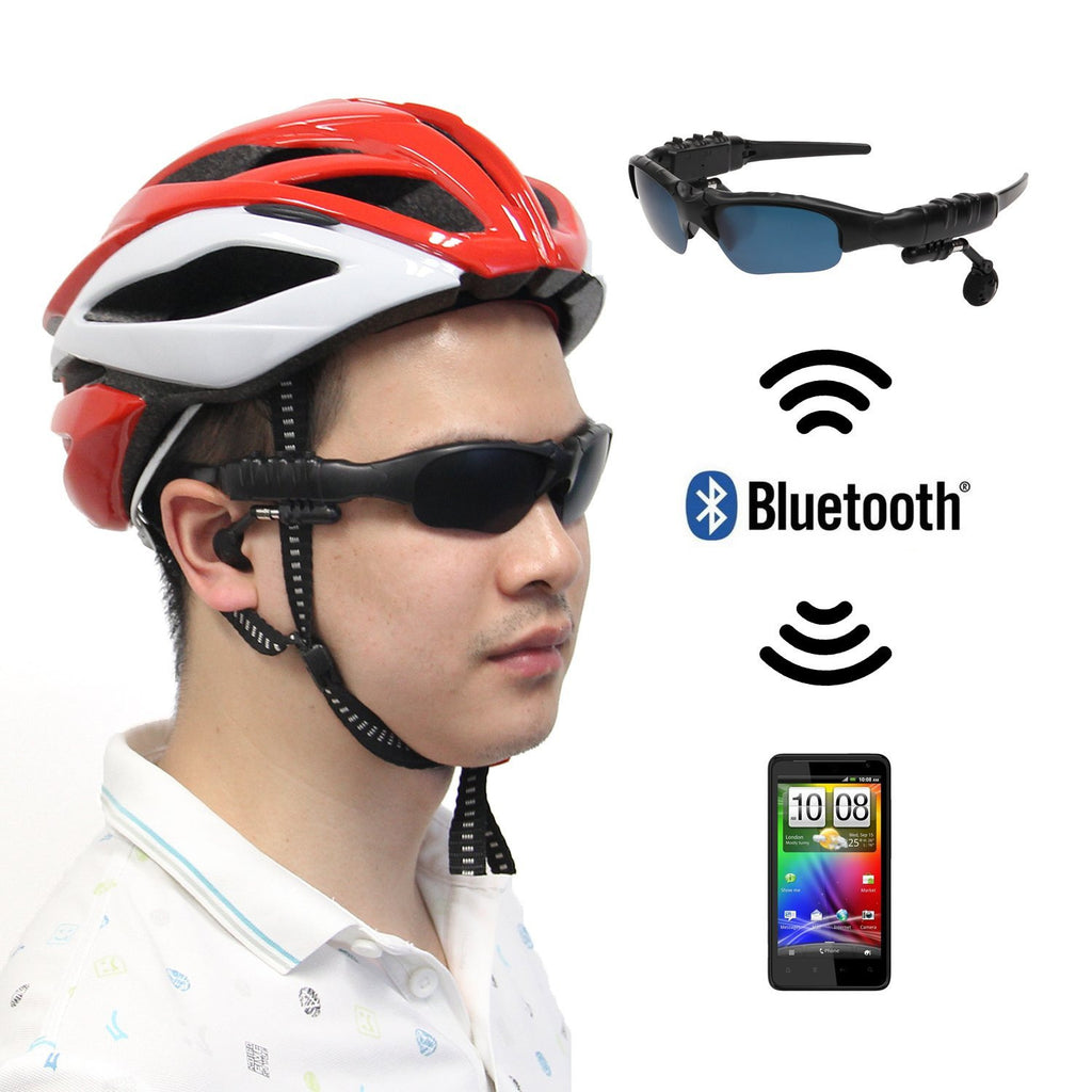 Bluetooth Cycling Glasses Polarized