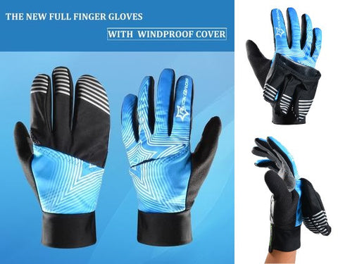 NEW Waterproof & Windproof Gloves