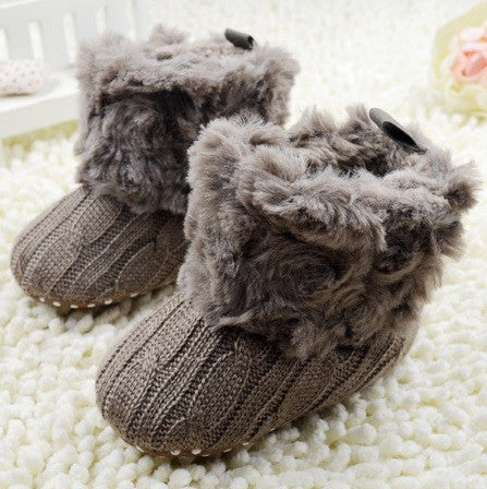 Cute Infant Winter Boots