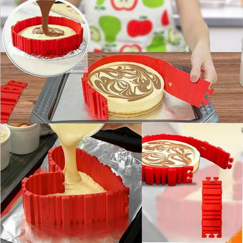 MAGICAL BAKING MOLD