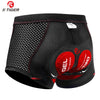 Cycling Shorts - Underwear Pro 5D Gel Pad Shockproof