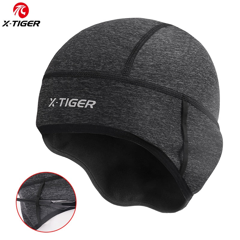 Winter Windproof Thermal Fleece Cap