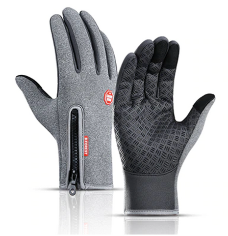 Deluxe Cycling Windproof Gloves (Colors)