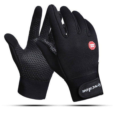 NEW Improved Warm Thermal Gloves (with Wrist Support)
