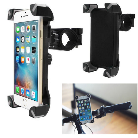 Adjustable Handlebar Phone Holder for Bicycle